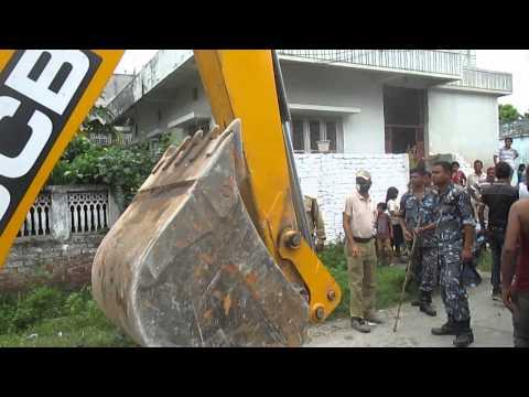 Violation of Private Property Rights by Biratnagar Municipality