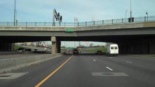 US-212 & I-494 East to the Mall of America