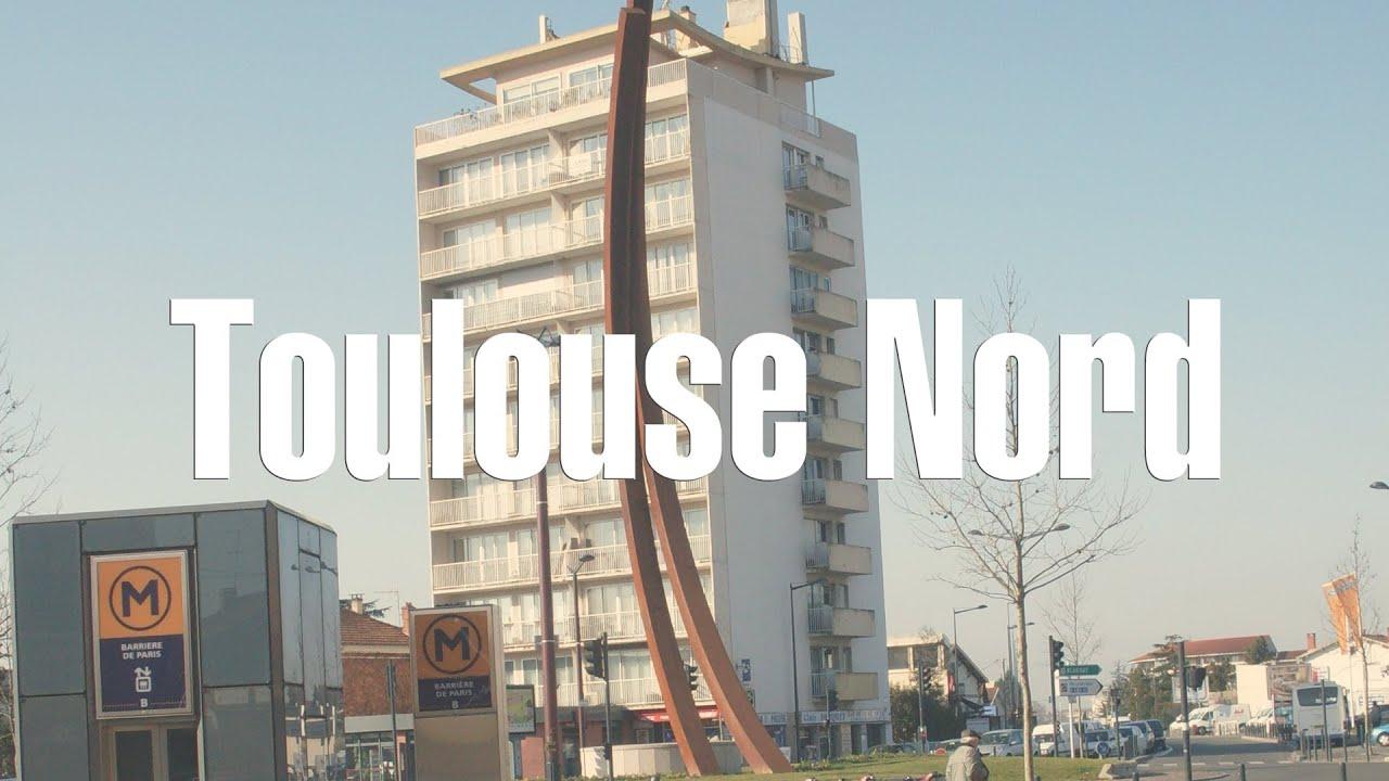 toulouse nord d couvrir le quartier youtube. Black Bedroom Furniture Sets. Home Design Ideas