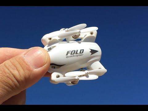 SY X31 MINI POCKET FOLDING DRONE--GEARBEST