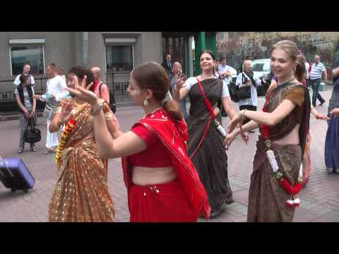 Moscow Hare Krishna Guru - Hare Krishna Group Moscow
