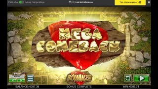 Bonanza - MEGA COMEBACK!!!