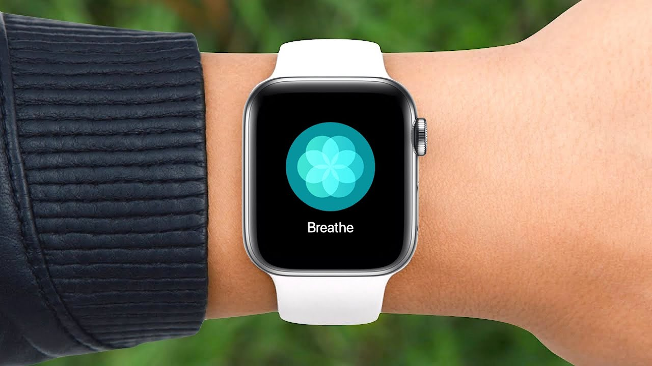 Why The Apple Watch Tells You To Breathe