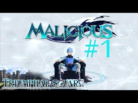 Malicious ep 1. Triumphal Square & Forsaken Library