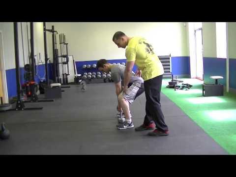 Best Gym In Westfield New Jersey   Kettlebell Deadlift   Strength Training