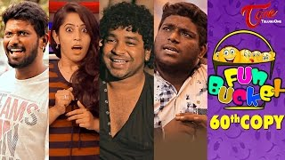 Fun Bucket | 60th Copy | Funny Videos | by Harsha Annavarapu | #TeluguComedyWebSeries