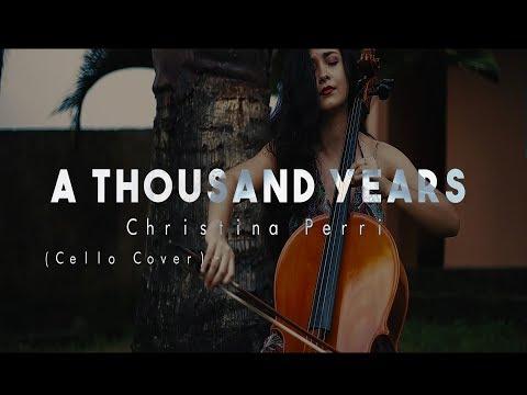 A Thousand Years  Christina Perri Cello