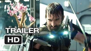 Elysium Official Extended Trailer (2013) - Matt Damon Sci-Fi Movie HD thumbnail