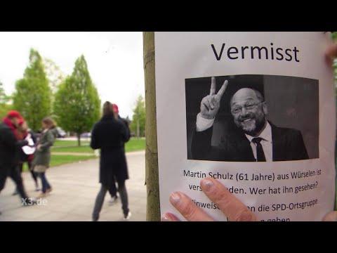 Aktenzeichen X3 ungelöst: Wo ist Martin Schulz? | extra 3 | NDR
