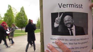 Aktenzeichen X3 ungelöst: Wo ist Martin Schulz?