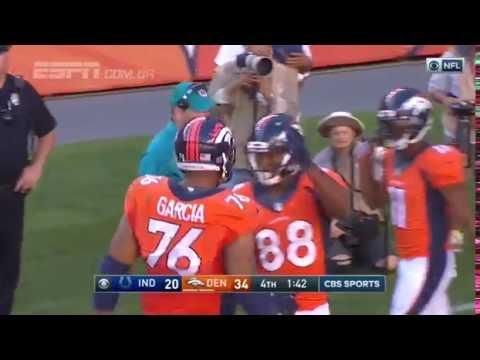 Semana 2 - Indianapolis Colts 20 x 34 Denver Broncos - melhores momentos