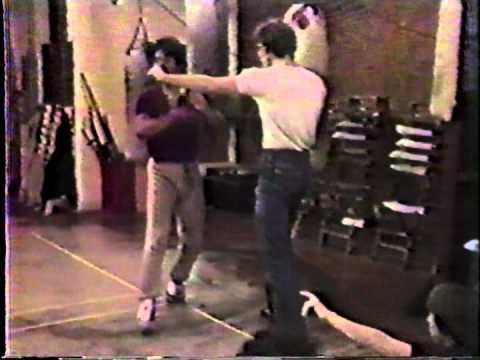 Sifu William Cheung - Los Angeles, 1983 (12/13)
