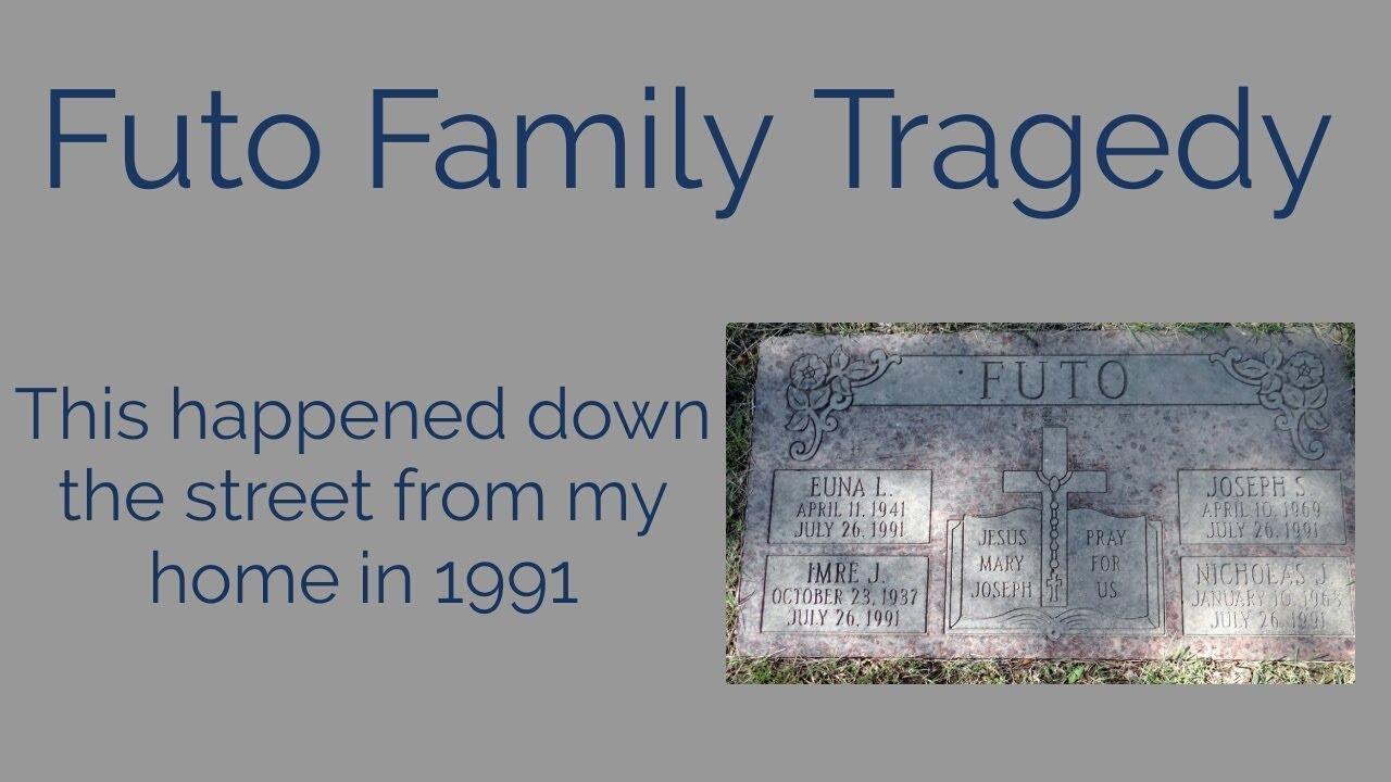 Futo Family Murders - On My Street - St Louis MO 1991