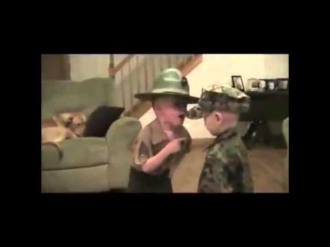 Kids and the Military: 5 Awesome Clips