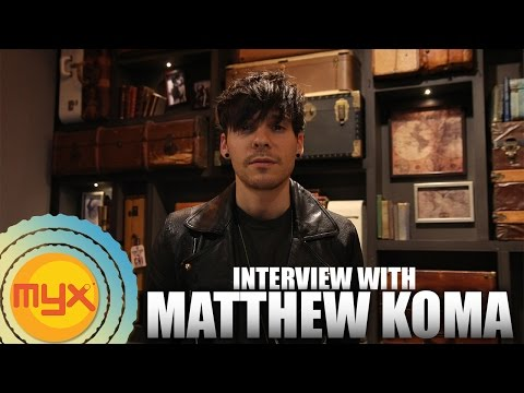 MYXclusive Interview with Matthew Koma