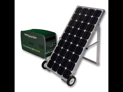 Get The Best Xantrex Powersource 1800 Solar Generator Review