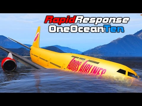 Rapid Response #33 - Passenger Jet Crash!