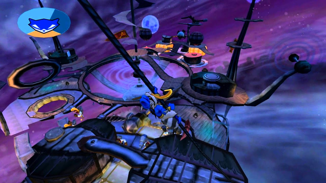 The Sly Collection - Sly 2: Band of Thieves - Bottle Search 8 (Arpeggio's  Blimp)