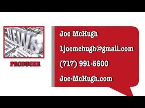 Joe McHugh News Producer Reel