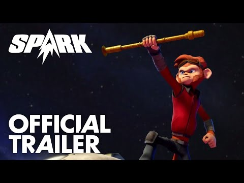 Thumbnail: Spark: A Space Tail - Official Trailer - In Theaters April 14