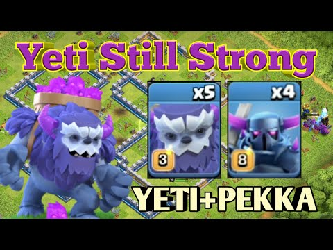 Th13 Yeti + Pekka Smash Legend League Attacks 2020 After Balance Changes! Clash Of Clans