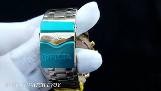 Video Мужские часы Invicta 0074 Pro Diver Scuba Gold download MP3, 3GP, MP4, WEBM, AVI, FLV Oktober 2018