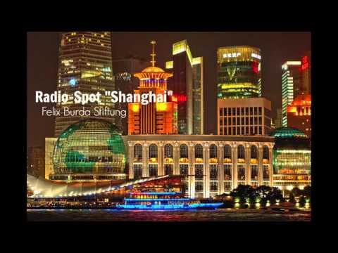 """Shanghai"". Ein Radio-Spot der Felix Burda Stiftung."