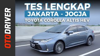 Toyota Corolla Altis HEV 2019 | Review Indonesia | OtoDriver