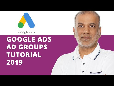 Google Ads Tutorial | How To Create Ad Groups In Google Ads