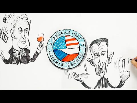 America first - Czech version (Official)