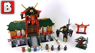 LEGO Battle For Ninjago City | LIVE BUILD & Review