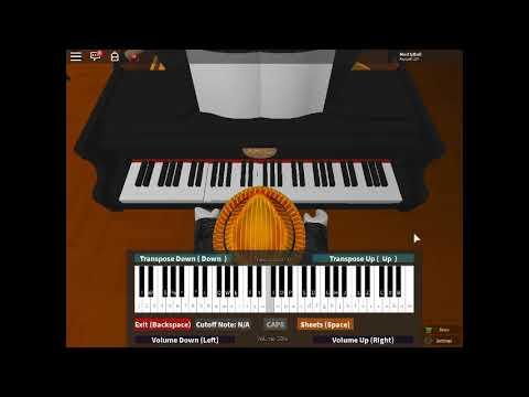 Roblox Piano || Happier - Marshmello