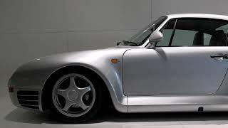 Porsche 959 - The Definitive Supercar @Porsche