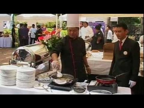 In Bangalore, cooking it up for charity