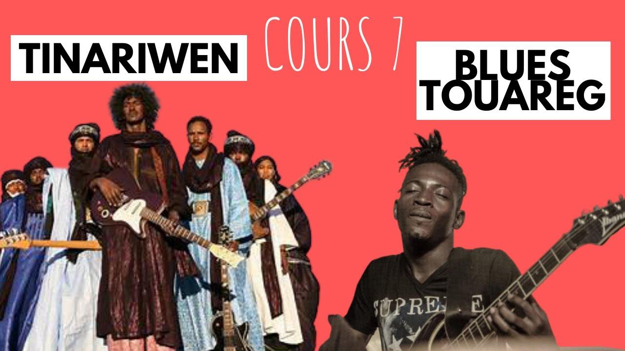 """Download AFRICA COURS 7 :  """"Amidini"""" de TINARIWEN (BLUES DU DÉSERT)"""