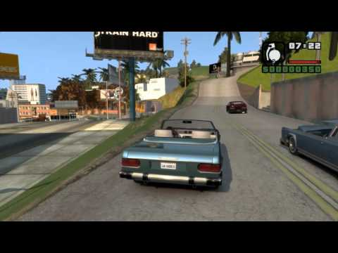 GTA IV - San Andreas Beta ³ ' Exclusive Gameplay 4 (Improved lighting System) HD