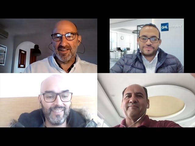 Hablamos con tres grandes expertos hoteleros de Latinoamérica
