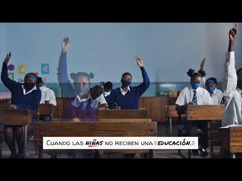 11 millones de niñas podrían no volver a la escuela [SPANISH]
