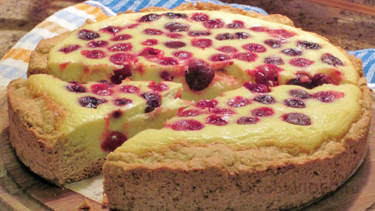 Сметана яйца мука сахар пирог в мультиварке рецепты