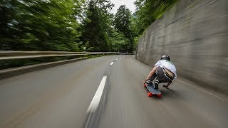Raw Run || 70 mph in Switzerland