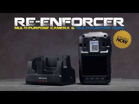 Pannin Re-Enforcer Police Body Worn HD And/or In Car Camera System