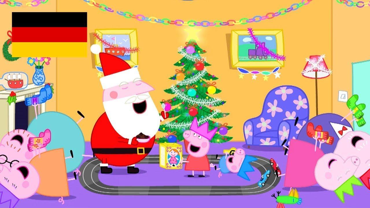 peppa wutz zusammenstellung weihnachten peppa pig deutsch neue folgen cartoons f r kinder. Black Bedroom Furniture Sets. Home Design Ideas