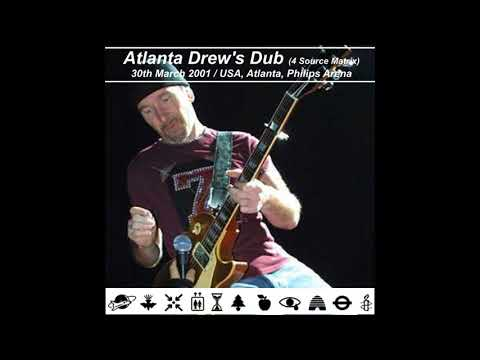 U2 - Elevation Tour - Atlanta Drew´s Dub (2001/03/30)