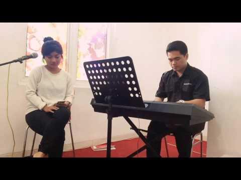 Yura - Berawal Dari Tatap Cover Piano and Vocal