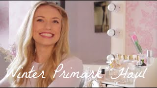 Winter Primark Haul 2014 | Freddy My Love