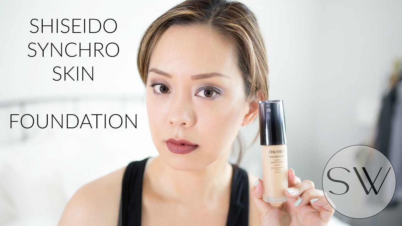 Shiseido synchro skin lasting liquid foundation review youtube shiseido synchro skin lasting liquid foundation review solutioingenieria Choice Image