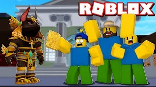 NOOB FAMILY GOING ON A FIELD TRIP TO A HORROR MUSEUM in ROBLOX HIGH SCHOOL 2