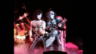 KISS Talk To Me - Recorded for CountDown in 1980. Stereo. PAL. 16:9 transfer