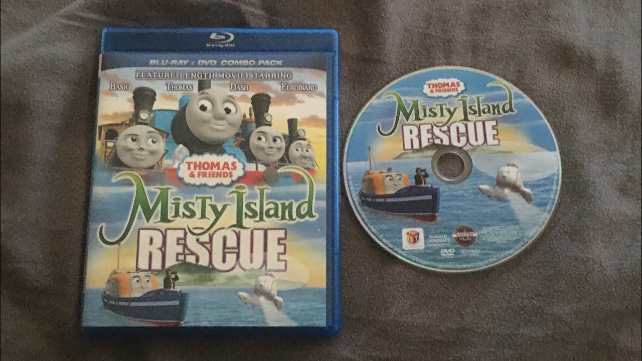 Download Closing to Thomas and Friends: Misty Island Rescue 2010 DVD
