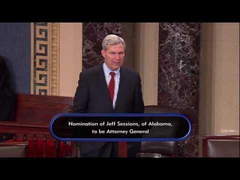 Sen. Whitehouse Joins Senate Democrats in Opposition of Trump